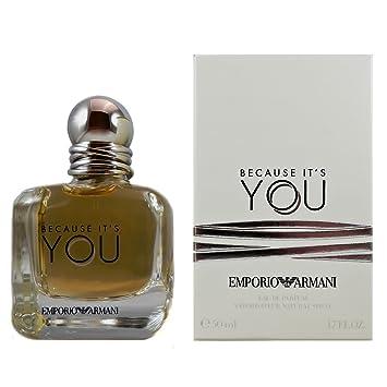 Emporio Armani Because Its You Agua de Perfume - 50 ml