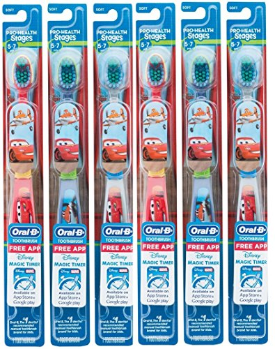 Oral B Pro Health Stages Disney Toothbrush