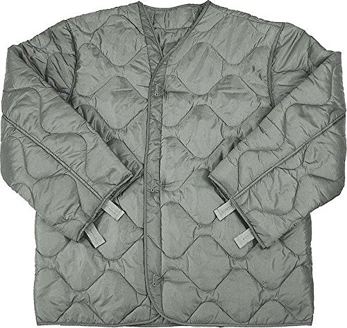 New Made in USA Army Military M65 Field Jacket Quilted for sale  Delivered anywhere in USA