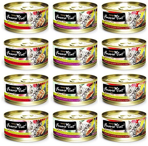 Fussie Cat Premium Canned Variety product image