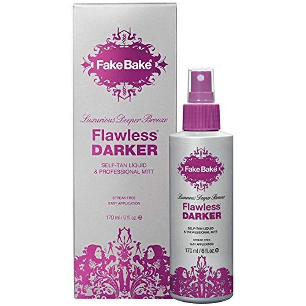 Fake Bake Flawless Darker Self Tan 170ml