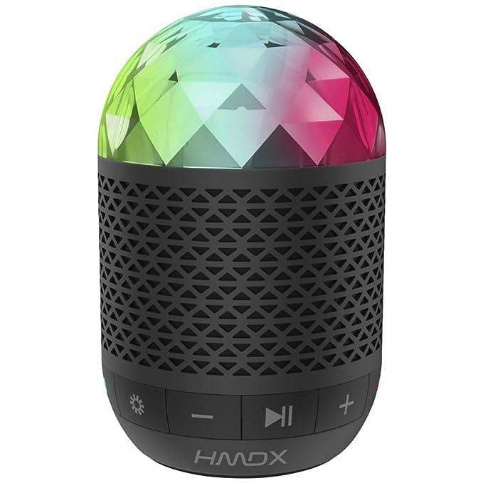 Review HMDX Daze Portable Bluetooth
