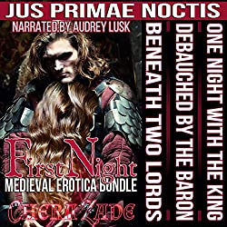 First Night: Medieval Erotica Bundle