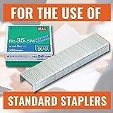 Max 35-5M Standard Staples for USA; Leg Length