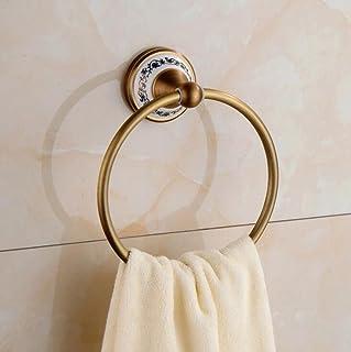 Longless Il rame Porta asciugamano porta asciugamano porta asciugamano Porta asciugamani per cucina in bagno 17cm