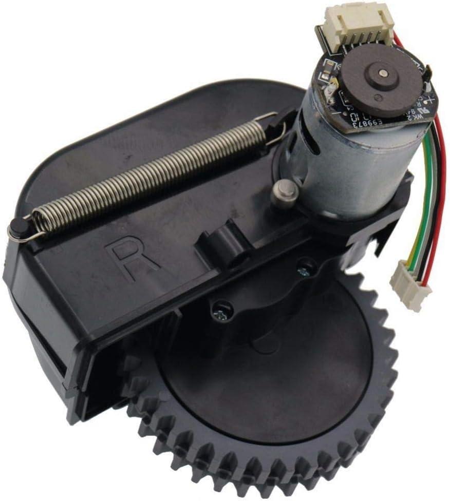 CHENBZ 오른쪽 휠 로봇 진공 청소기 부품 ILIFE V3S PRO V5S PRO V50V55 로봇 진공 청소기 휠 모터 용 액세서리