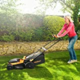 TACKLIFE Electric Lawn Mower, 16-Inch 11Amp Lawn