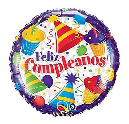 Amazon.com: PIONEER BALLOON COMPANY 26704 Cumpleanos ...