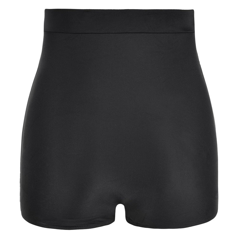 Amazon.com: Firpearl Women\'s Ultra High Waisted Bikini Bottom 50s ...