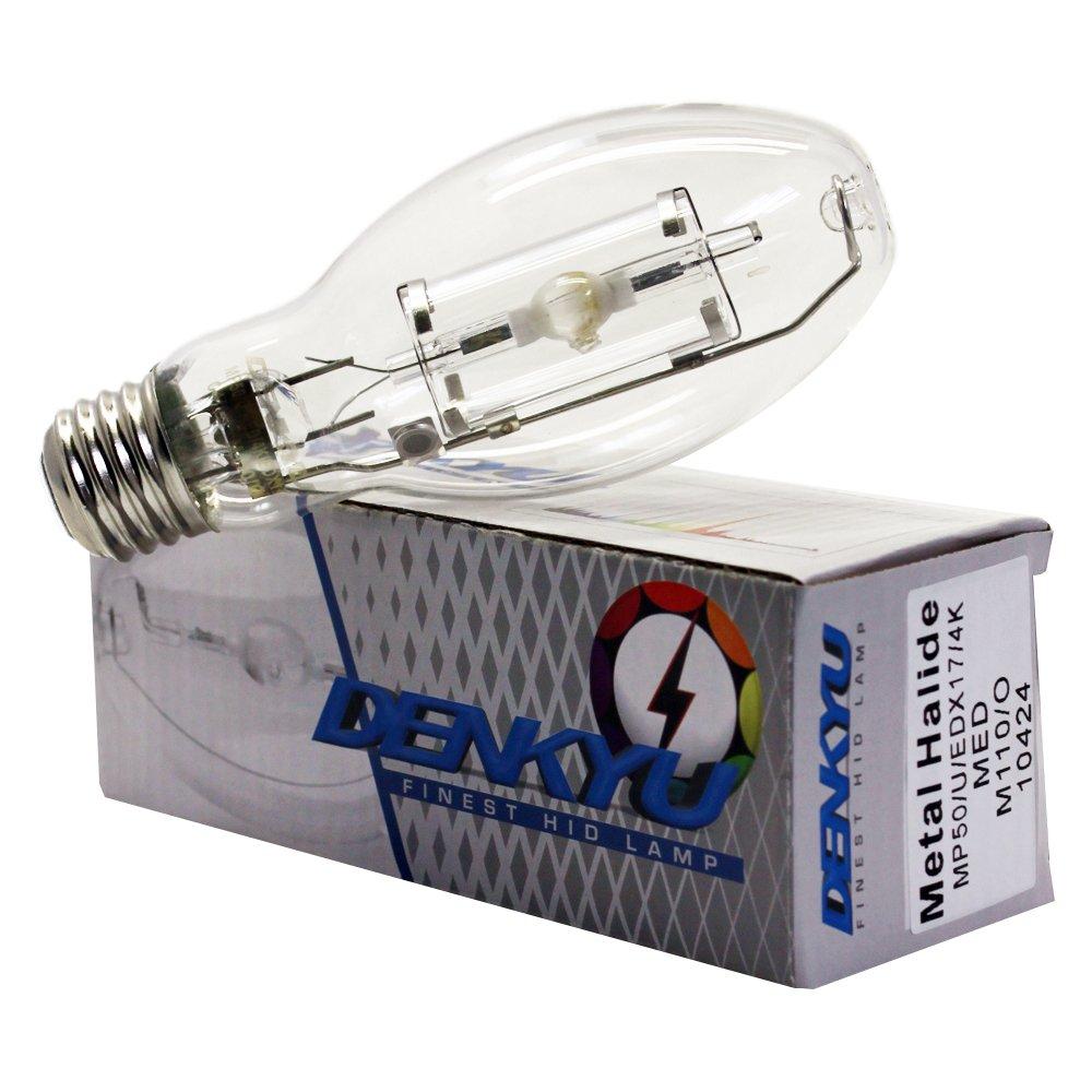 (12) MP50/U/4K/EDX17 50W Metal Halide Protected Lamp (10424)
