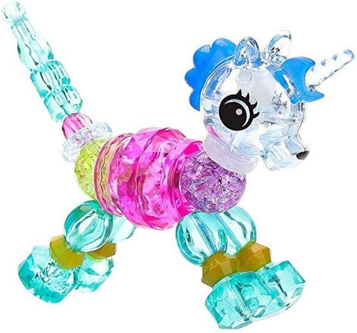 IMBSB Trucs de Bricolage Animal Super Sprout Surprise Twist Girl Bracelet Magique pour Animaux de Compagnie Enfants