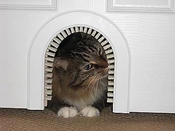 Cat Door - The Original Cathole Interior Pet Door - The Only Cat Door With A & Amazon.com : Cat Door - The Original Cathole Interior Pet Door ... Pezcame.Com