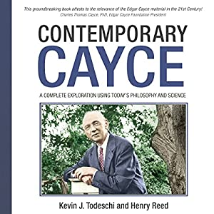 Contemporary Cayce Audiobook