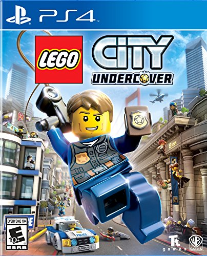 LEGO City Undercover - PlayStation - Mall Mccain