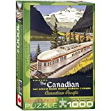 CP Rail The Canadian 1000-Piece Puzzle