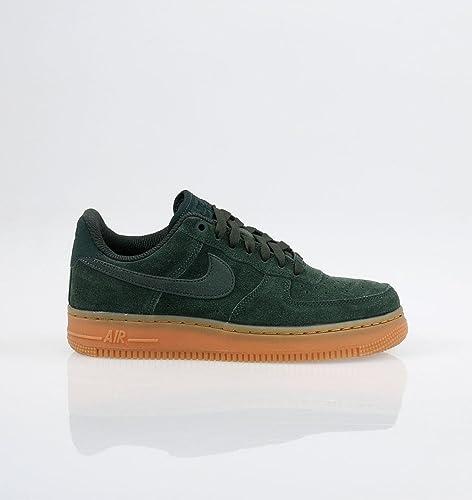 nike air force 1 mujer verde
