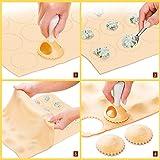 VESSOS Home Dumpling Press Tool Dumpling Molds