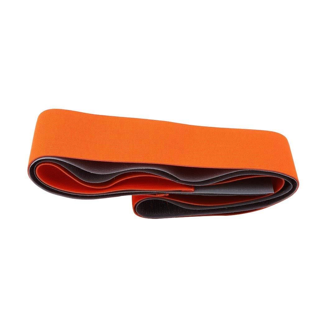 Confezione da 4 Wommty Multiuso Auto Trunk Organizer Hook /& Loop Chiusura Elastica Fisso Band Cargo Bende per SUV furgoni Basketball Bottiglia e estintore