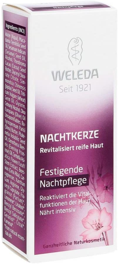 Weleda Wild Rose Night Cream, 1 Ounce