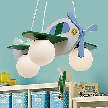 NAUY Kinderzimmerlampe Jungen-Mädchen-Schlafzimmer-Leuchter einfach ...