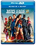 Cover Image for 'Justice League [Blu-ray 3D + Blu-ray]'