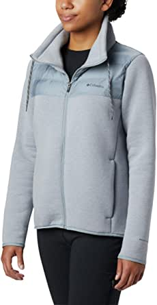 Columbia Northern Comfort Hybrid Jkt Chaquetas De Forro Polar Mujer