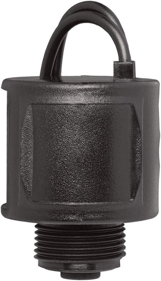 Orbit Solenoide Electroválvulas 24V 57041-Solenoide, 24 V, Negro, 4.50x6.50x11 cm