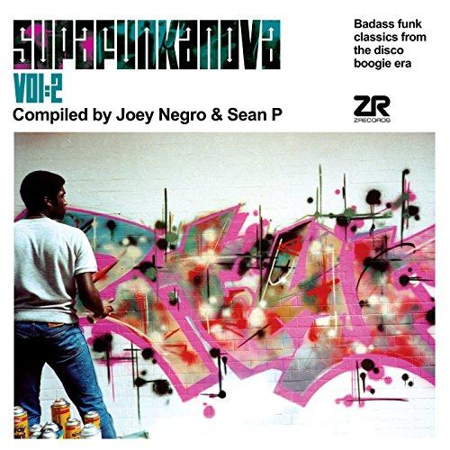 Supafunkanova 2 - Zedd Vinyl