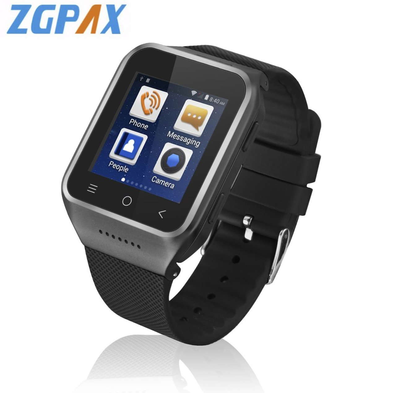 Smart Watch SIM/GPS/WiFi Reloj Smartwatch Cámara Bluetooth ...