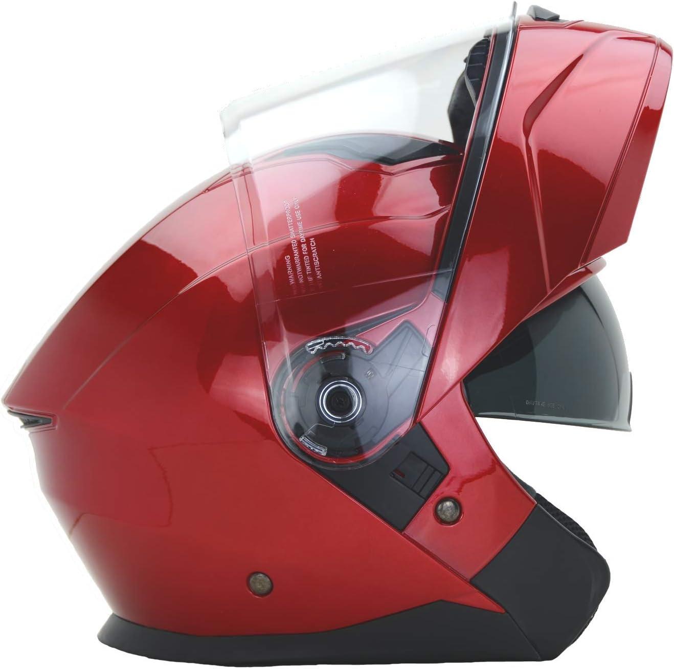 Vega Helmets Unisex-Adult Modular Motorcycle & Snowmobile Helmet