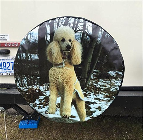 Custom Spare Tire Cover for Jeep RV Camper VW Trailer etc(Select popular sizes from drop down menu or contact us-ALL SIZES AVAILABLE)Tire Cover Central by Tire Cover Central (Image #6)