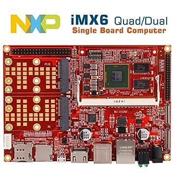 SBC6Q5DX1-B3A iMX6Quad board sabrelite board i mx6 Quad/Dual