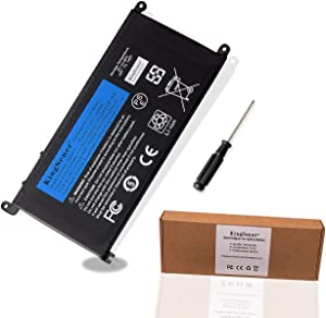 KingSener 11.4V 42WH WDX0R Laptop Battery for dell Inspiron 15 5565 5567 5568 5578 7560 7570 7579 7569 13 5368 5378 7368 7378 17 5765 5767 5770 Series