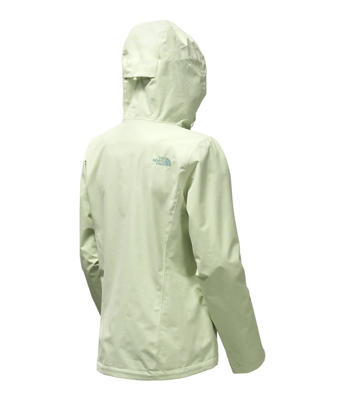 The North Face Women's Venture 2 Jacket Ambrosia Green Heather L by The North Face (Image #3)