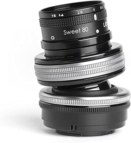 Lensbaby Composer Pro Ii Incl Sweet 80 Optic Fuji X Computer Zubehör