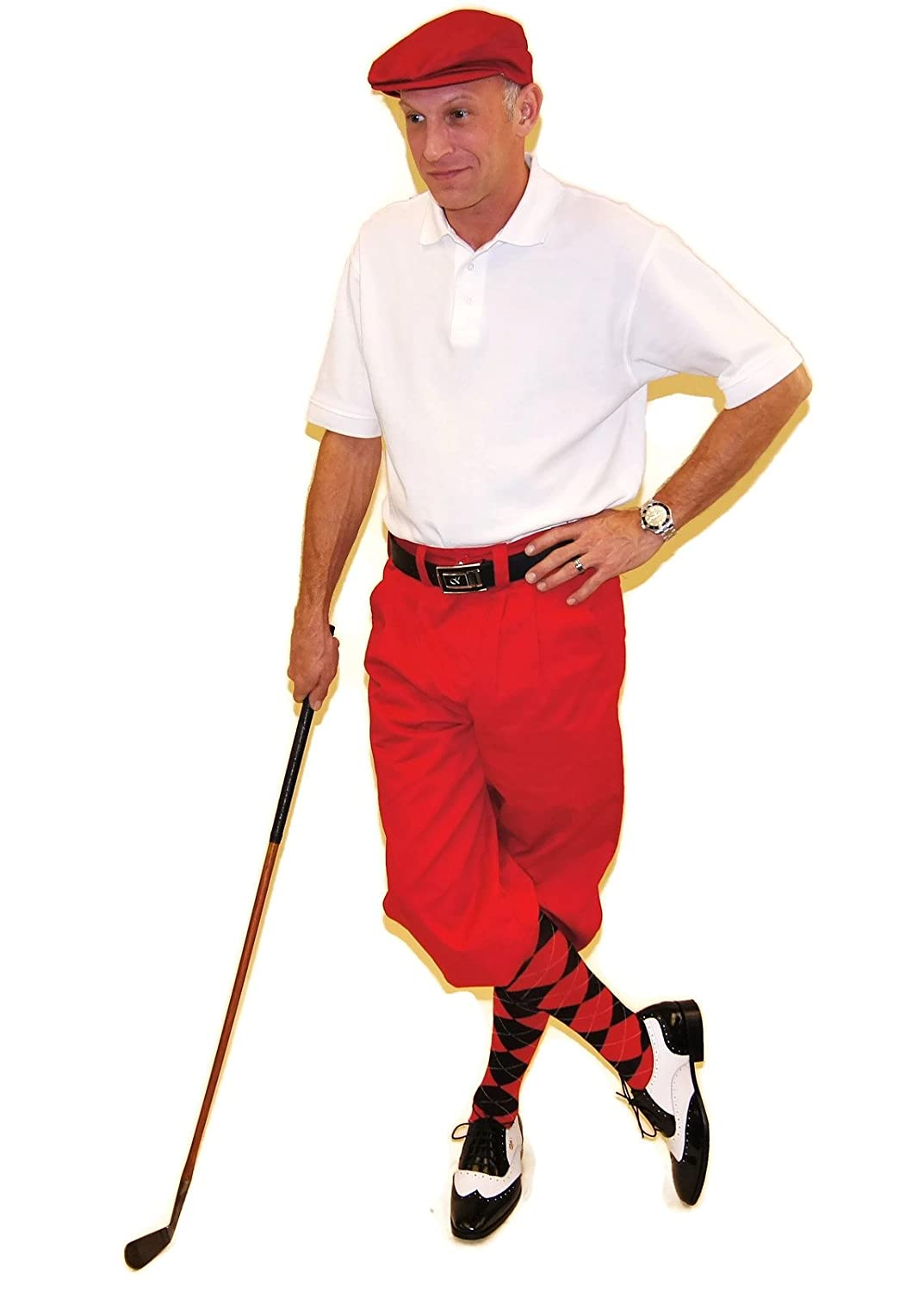 Amazon Mens Classic Stewart Golf Knickers Sports Outdoors