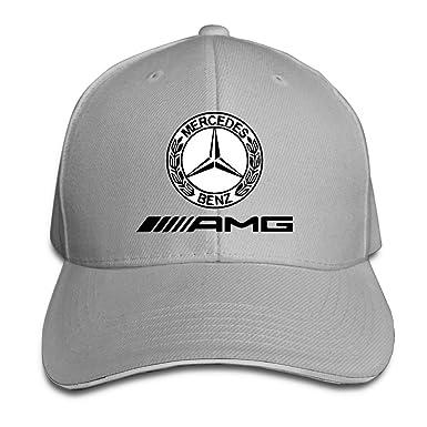 K-Fly2 Unisex Adjustable Mercedes AMG Logo Baseball Caps Hat One ... c47884e39f80