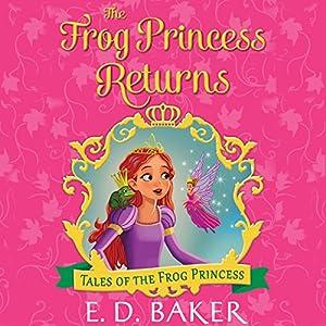 The Frog Princess Returns Audiobook