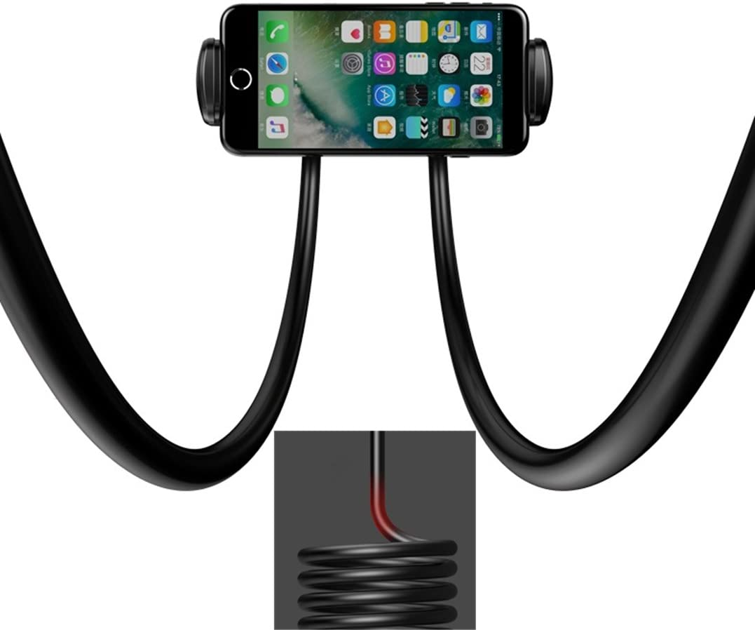 BNTTEAM Universal 360 Rotación Flexible teléfono móvil Tablet ...