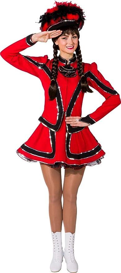 Amazon.com: Disfraz de traje de mujer con diseño de traje de ...