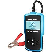 TOPDON AB101 100-2000 Probador Medidor de la Batería