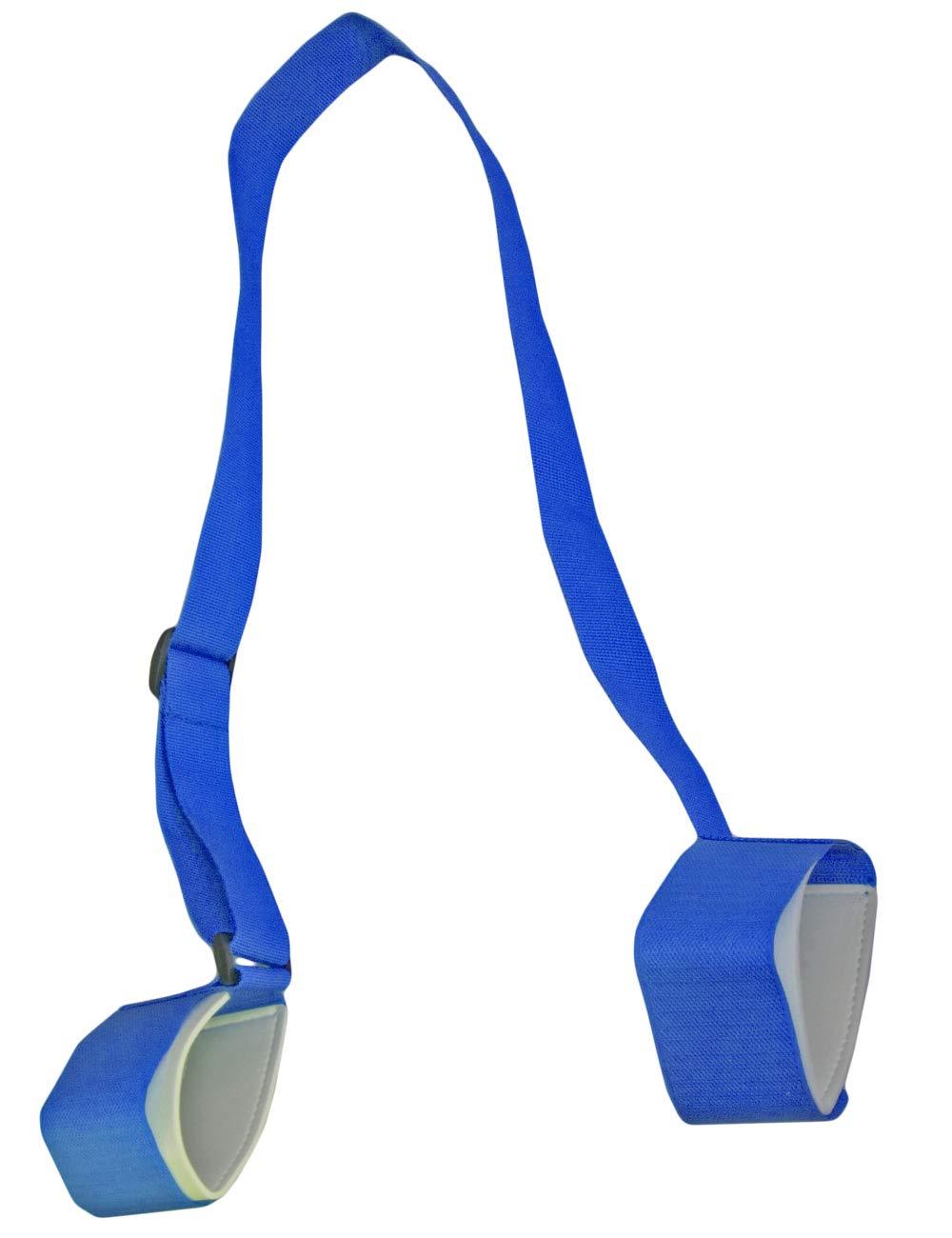 Glamia HOMETOOLS.EU® - Ski Trage-Gurt   Trage-Riemen, Trage-Schlaufen, Schultergurt für Ski und Ski-Stöcke   Carving-Ski, Touren-Ski, Langlauf-Ski   3 Farben