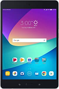 "ASUS Zenpad Z8s (ZT582KL) Wi-Fi + Verizon 4G LTE Tablet 7.9"" S-IPS - Slate Gray (Renewed)"
