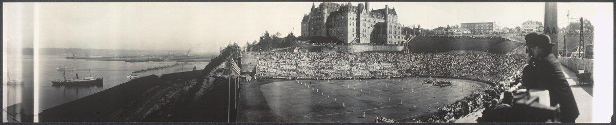 1913 Stadium Day, Annual Outdoor Exhibition, Public Schools, Tacoma, Wash., 191