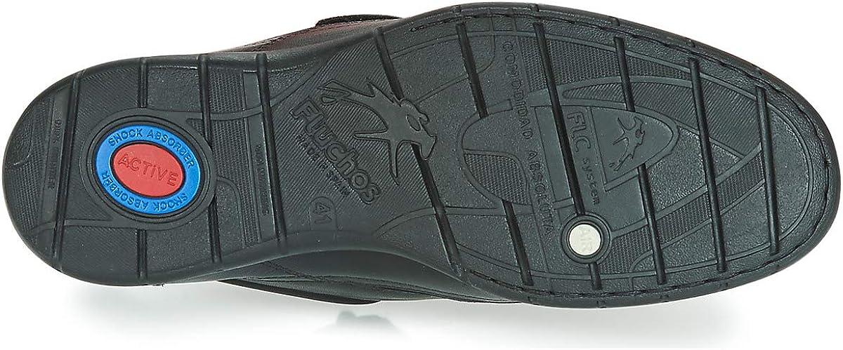 Fluchos Chaussures 8782 Ave Noir