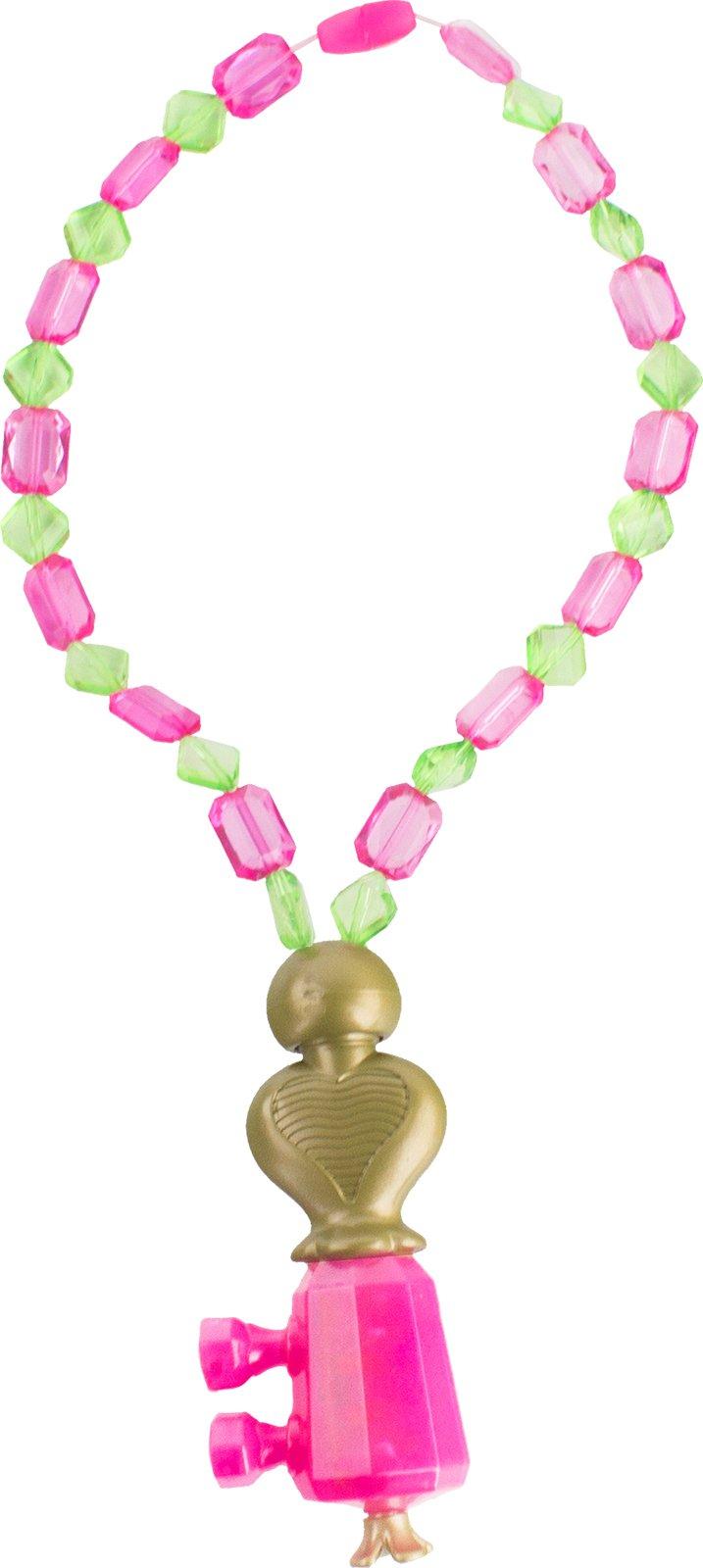 Luna Petunia Gem Necklace