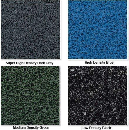 """Matala Filter Media - Green - Coarse - 48"""" x 39"""" - pond and water garden filtration pads."""