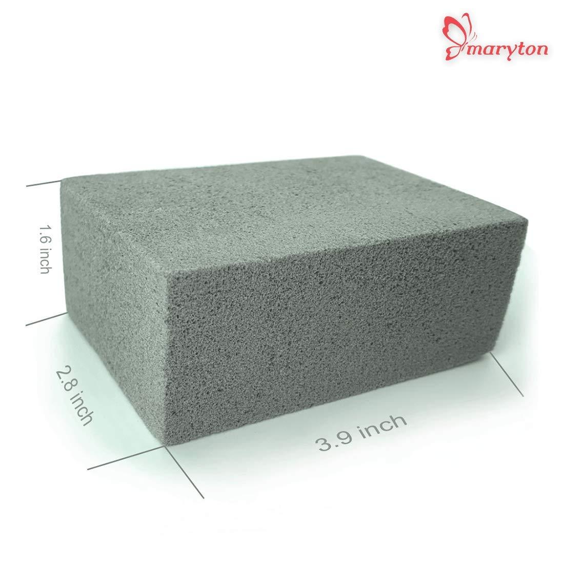 Amazon.com: Maryton - Bloque de ladrillos de limpieza para ...