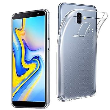 Funda Samsung Galaxy J6 Plus, Carcasa Samsung Galaxy J6 Plus ...