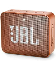 JBL GO 2 Portable Bluetooth Speaker, Coral Orange, K951534